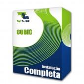 Instalação Completa - CUBIC