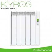 Emissor Térmico serie KYROS 550W - 5 elementos