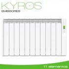 Emissor Térmico KYROS | 11 elementos | 1210W
