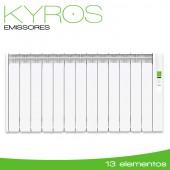 Emissor Térmico serie KYROS 1430W - 13 elementos