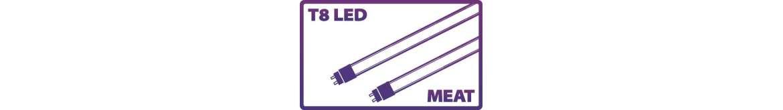 Tubulares LED T8 CHARCUTARIA (CARNE)
