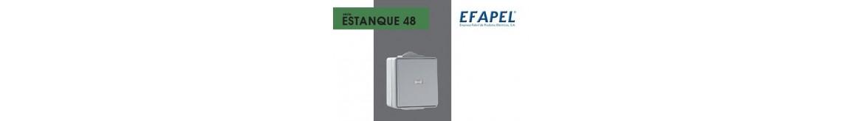 Efapel serie ESTANQUE 48