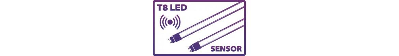 Tubulares LED T8 c/ SENSOR