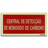 Sinal - Central de Detecção de Monóxido de Carbono