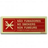 Sinal - Não Fumadores