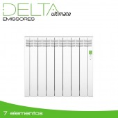 Emissor Térmico DELTA White 770W - 7 elementos