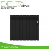 Emissor Térmico DELTA Black | 7 elementos | 770W