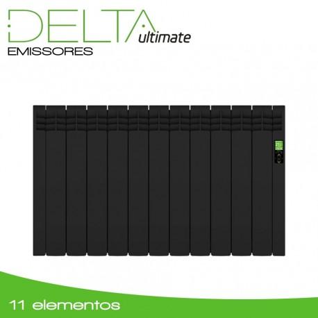 Emissor Térmico DELTA Black | 11 elementos | 1210W