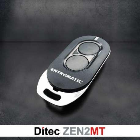 Comando Ditec 2CH 433Mhz Rolling Code ZEN2MT