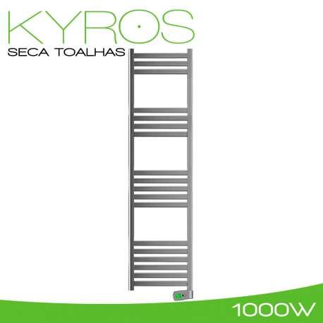 Seca Toalhas KYROS 100 Cromo