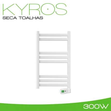 Seca Toalhas KYROS 30 Branco