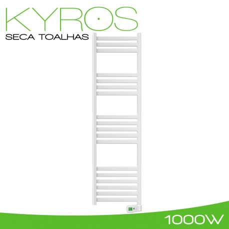 Seca Toalhas KYROS 100 Branco