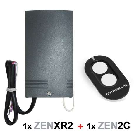 KIT Receptor ZENXR2 + Comando ZEN2C