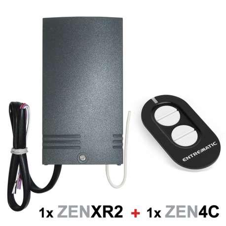 KIT Receptor ZENXR2 + Comando ZEN4C