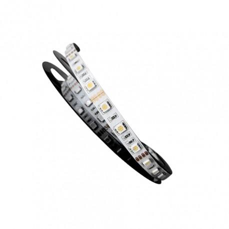 Fita LED 12V 14,4W IP20 (Rolo 5mts)