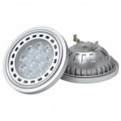 Lâmpada LED AR111 15W Alumínio