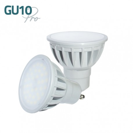 Lâmpada LED GU10 7W Profissional
