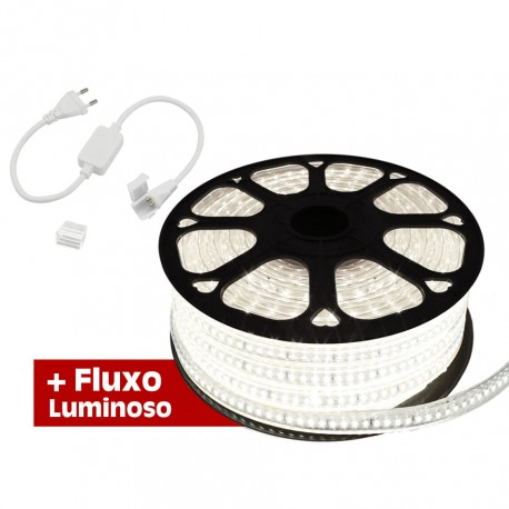 Fita LED 230V 16W 2835-120 LEDs (50mts)