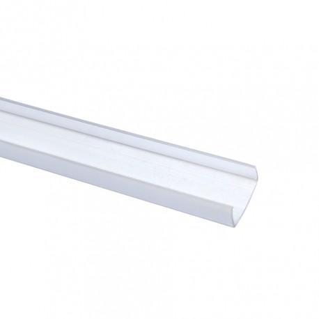 Perfil Plástico em U p/ fita LED 230V