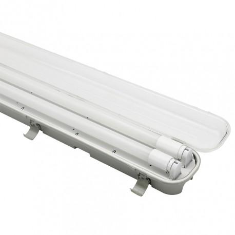Armadura Estanque p/ T8 LED 2x60cm