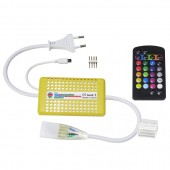 Comando RGB p/ Fita LED RGB 220V