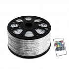 Fita LED 230V RGB 14,4W (50mts)