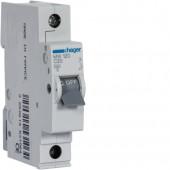 Disjuntor 1P 20A C 3KA MW120 Hager