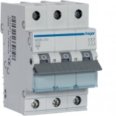 Disjuntor 1P 40A C 3KA MW140 Hager