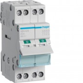 Interruptor 4P 25A SB425F/SBN425 Hager