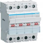 Interruptor 4P 40A SB440F/SBN440 Hager