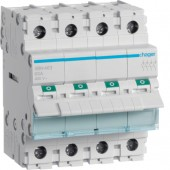 Interruptor 4P 63A SB463F/SBN463 Hager