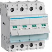 Interruptor 4P 80A SB480F/SBN480 Hager