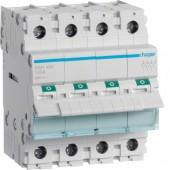 Interruptor 4P 100A SB490F/SBN490 Hager