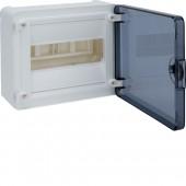 Caixa VS108TP 1Fila 8Modulos Porta Transparente