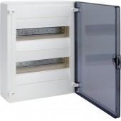 Caixa VS212TP 2Filas 24Mod Porta Transparente
