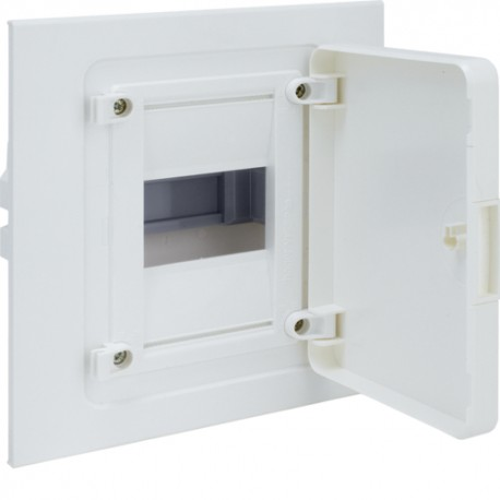 Caixa VF104PP 1Fila 4Modulos Porta Opaca