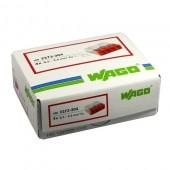 Ligador Wago 4X2,5mm 2273-204