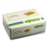 Ligador Wago 5X2,5mm 2273-205 (Caixa 100un)