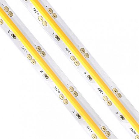 Fita COB LED 24V 14.4W IP20 10mm