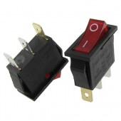 Interruptor On-Off 16A 250V C/Iluminação