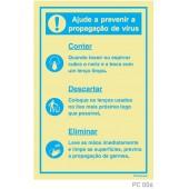 Procedimentos segurança COVID-19 PC006