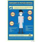Equip. de proteção individual COVID-19 PC009