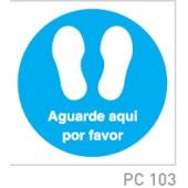 Distancia de segurança COVID-19 PC112