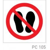 Aguarde aqui por favor COVID-19 PC104
