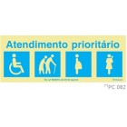 Atendimento Prioritário COVID-19 PC082