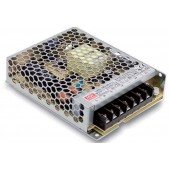 Fonte Mean Well 100W 12Vdc IP20 LRS