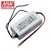 Fonte Mean Well 16W 24V IP42 APV