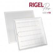 Painel LED RIGEL 40W PRO 110Lm/W - 3 anos garantia