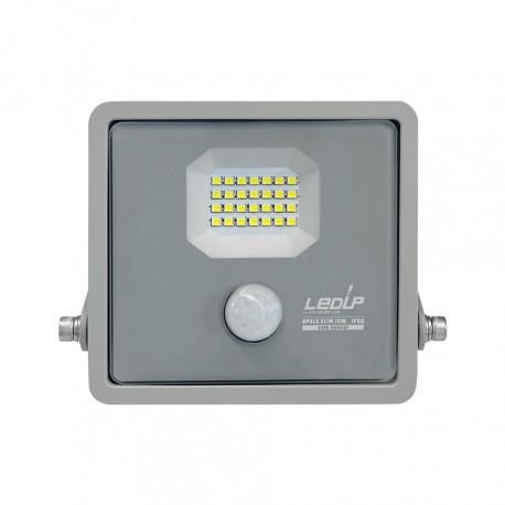 APOLO Slim 10W c/sensor 6000K