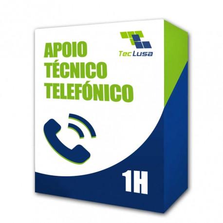 Apoio Técnico Telefónico 1H